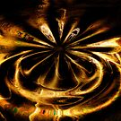 Burning Gold by Jan Clarke