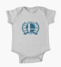 Smash Club (Blau) Baby Body Kurzarm
