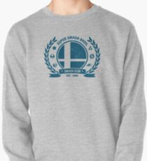 Smash Club (Blue) Pullover
