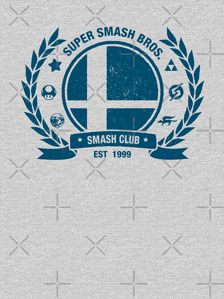 Smash Club (Blue) by PKtora