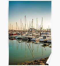 Little Harbour (High Definition HDR, 21 megapixels) Poster