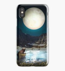 Somewhere You Are Looking At It Too II iPhone Case