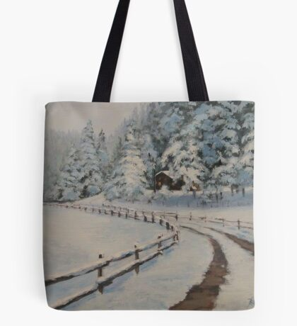 Mary's Memories Tote Bag