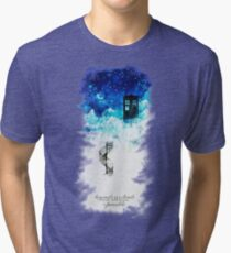 Beyond the clouds Tri-blend T-Shirt