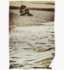 Love like the ocean Poster