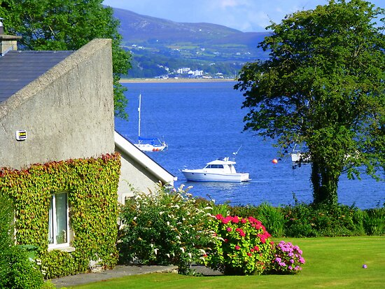 Ireland When The Sun Shines by Fara
