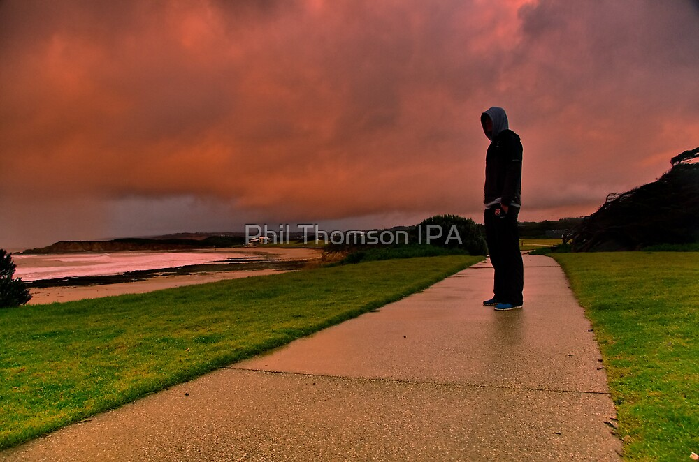 """""""Amid The Storms Of Life"""" by Phil Thomson IPA"""