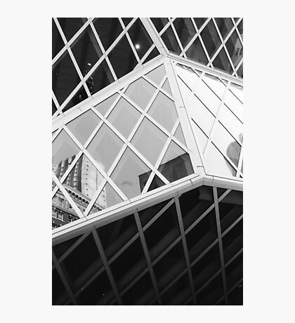 Seattle Public Library, Central Branch Photographic Print