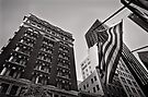 The architecture of Stars and Stripes - San Francisco, USA by Norman Repacholi