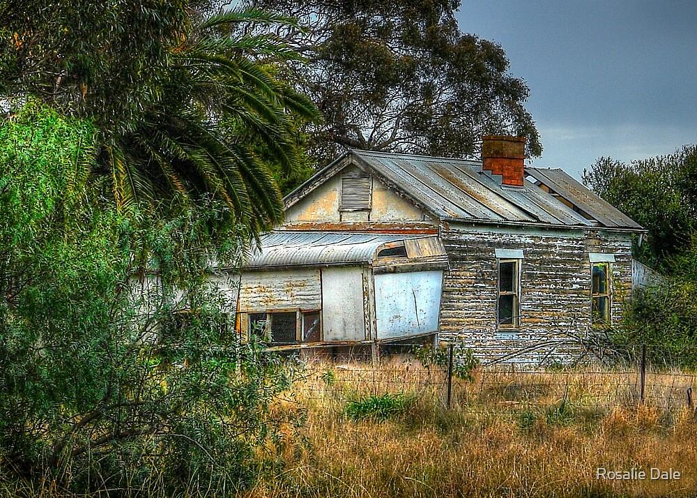 Yesteryear ~ Grogan NSW by Rosalie Dale
