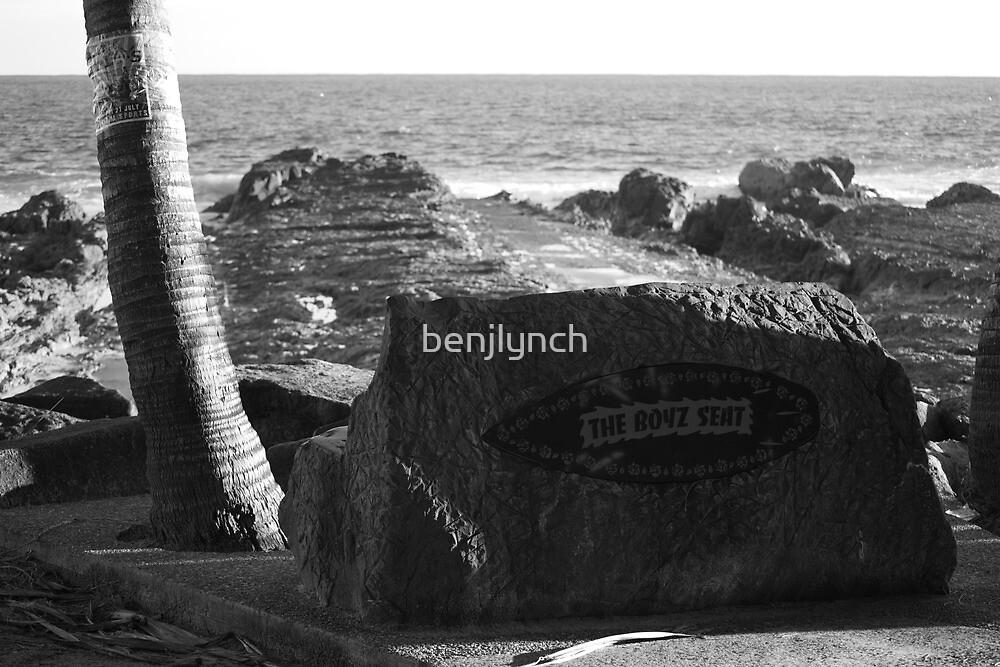 The Boyz Seat by benjlynch