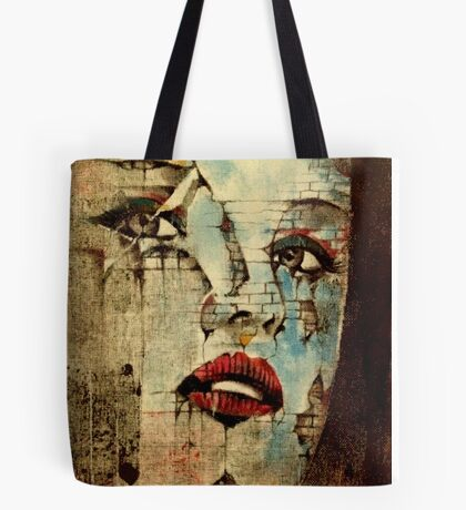 Fading Within Walls  Tote Bag