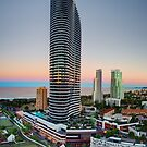 The Oracle - Gold Coast by Mark  Lucey