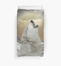 Turn Your Face To The Sun Duvet Cover