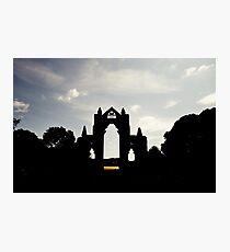 Guisborough Priory 1 Photographic Print