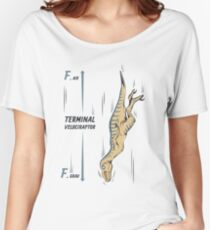 Terminal Velociraptor Women's Relaxed Fit T-Shirt