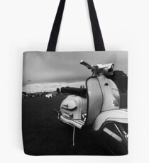 Scooter Rally Vibes Tote Bag