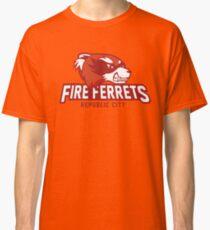 Republic City Fire Ferrets Classic T-Shirt