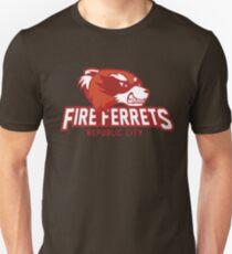 Republic City Fire Ferrets Unisex T-Shirt