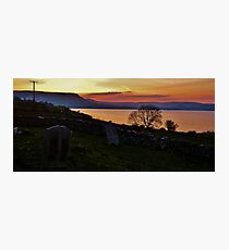 Red Bay  Photographic Print