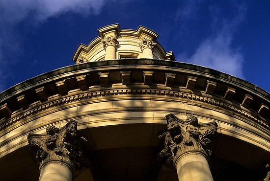 Congregational Church Saltaire by Simon Bowen