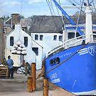 Dockside by Michael Beckett