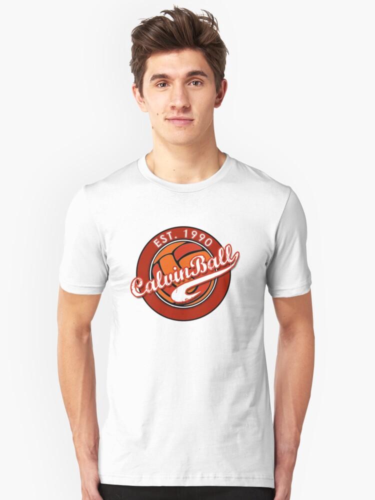 Calvinball Unisex T-Shirt Front
