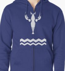 Wind Waker-Hero's New Clothes Zipped Hoodie