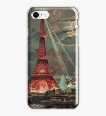 Eiffel Tower Paris France iPhone Case/Skin