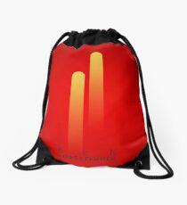 Street Fighter - Ken Drawstring Bag