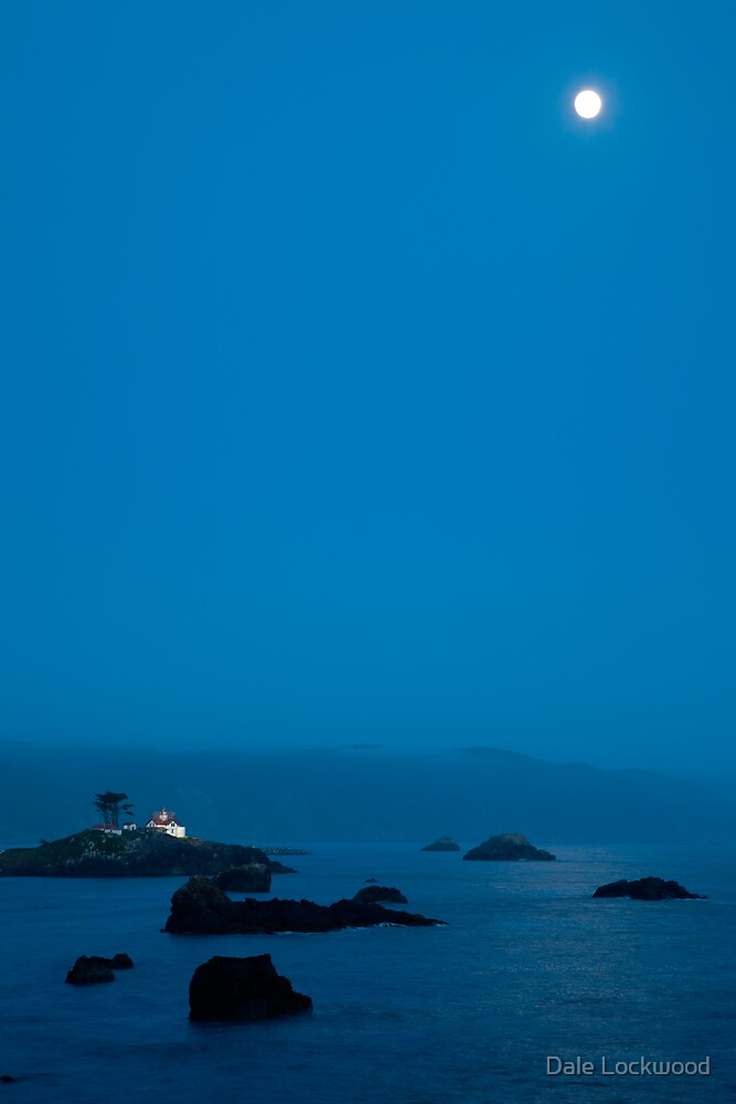 Battery Point Moonshine by Dale Lockwood