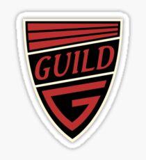 Wonderful Guild Sticker
