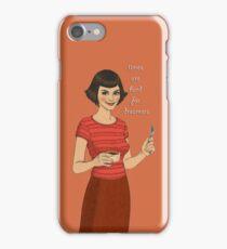 Amelie iPhone Case/Skin