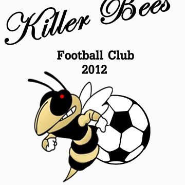 Killer Bees Football Club by minghiabro