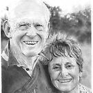 Jill & Norman by Simon Aberle