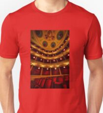 Classical theatre in Syros island T-Shirt