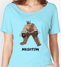 Megaton Women's Relaxed Fit T-Shirt