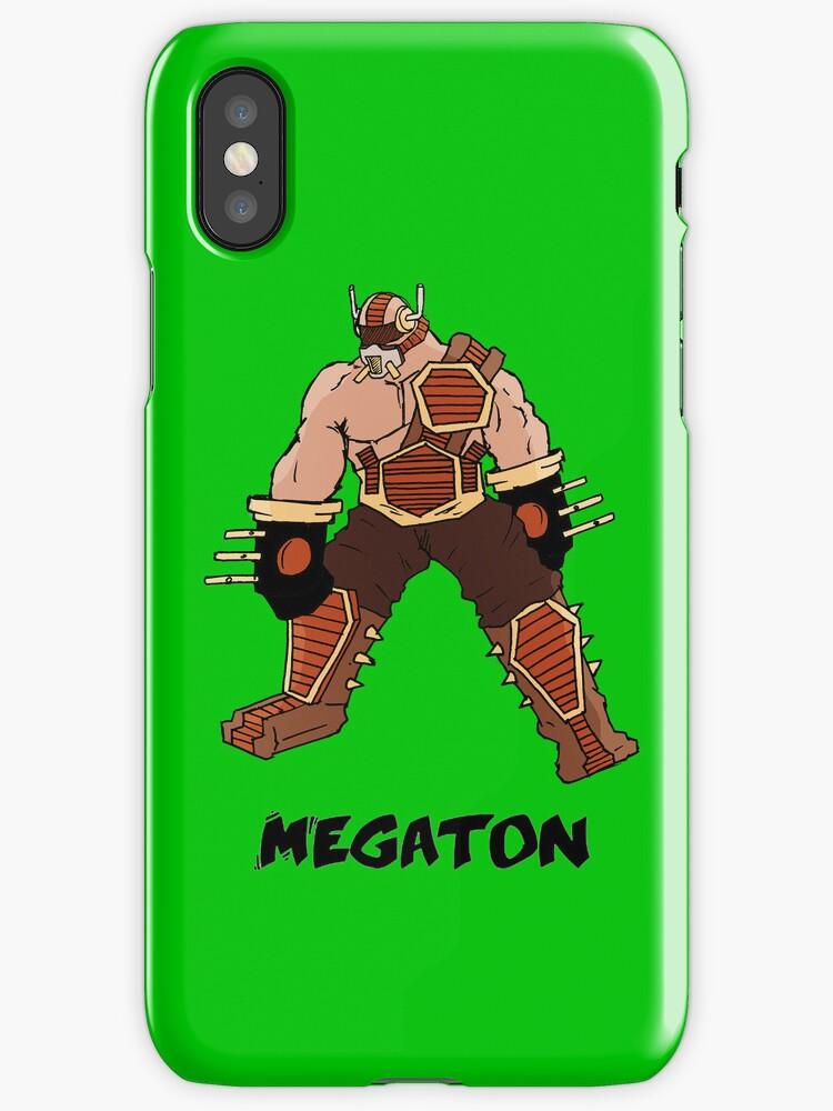 Megaton by Imran Nalla