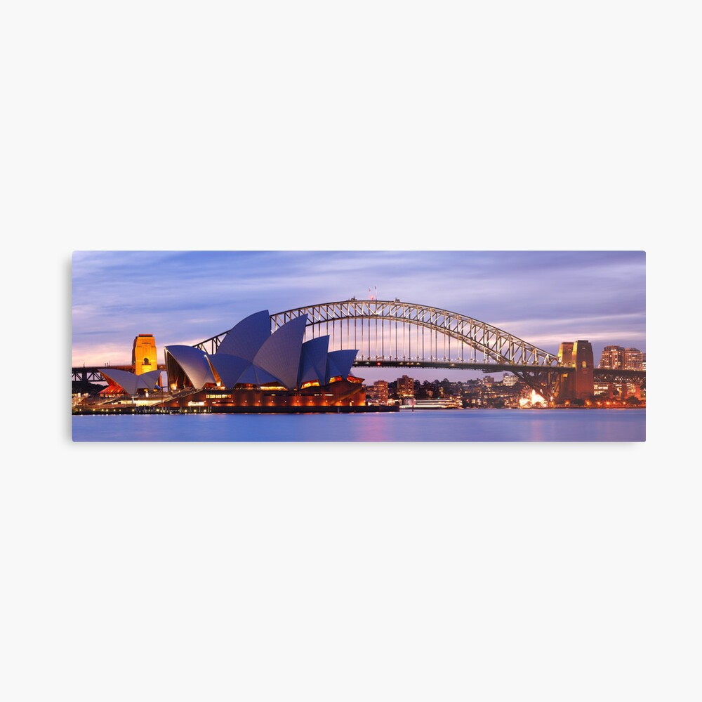 Classic Sydney, New South Wales, Australia Metal Print