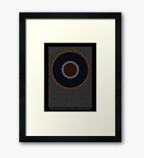 Roll of Honour 75(NZ) Squadron RAF 'Roundel' Framed Print