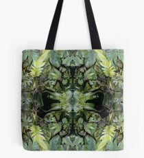 I am the Man in the Mirror Tote Bag