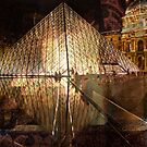 Keep good company - that is, go to the Louvre by Danica Radman