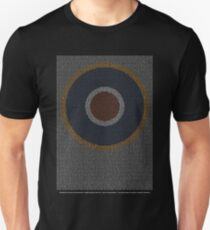 Roll of Honour 75(NZ) Squadron RAF 'Roundel' Unisex T-Shirt