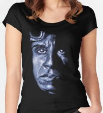 Richard B. Riddick Women's Fitted Scoop T-Shirt