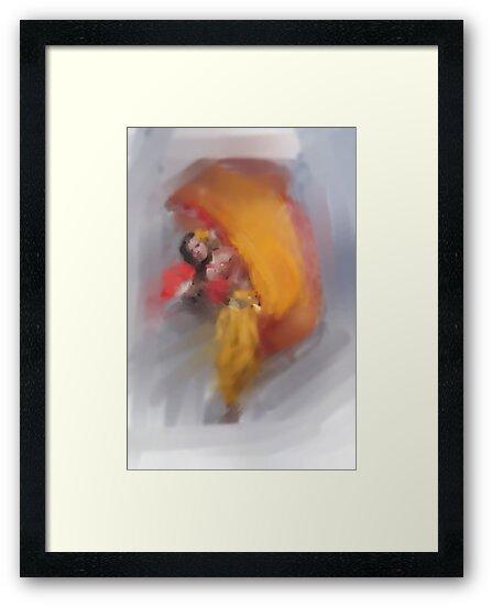 The Dance by Niharika Singhal