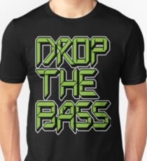 Drop The Bass (neon) T-Shirt