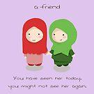 Ramadhan is Like.. a Friend by SpreadSaIam