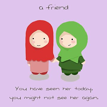 Ramadhan is Like.. a Friend by SpreadSaIam
