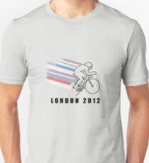 British Track Cycling - London 2012 Unisex T-Shirt