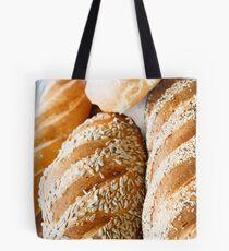 Fresh Baked Bread in Window Light Tote Bag